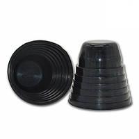 Универсальная резиновая крышка для фары автомобиля Резиновый колпак для ламп LED