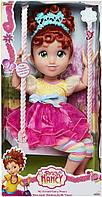 Большая шарнирная кукла Фэнси Нэнси  Fancy Nancy Doll in Signature Outfit  Disney