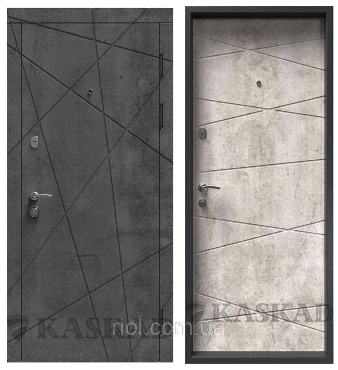 Дверь входная Дельта / Зета серии Эталон ТМ Каскад