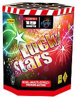 Салют Lucky Stars на 19 выстрелов, фото 1