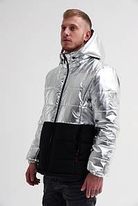Зимняя куртка мужская  Куртка Асос Сильвер