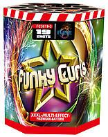 Салют Funky Curls на 19 выстрелов, фото 1