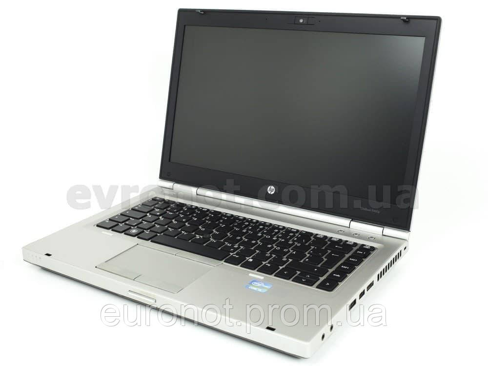 Ноутбук HP EliteBook 8460p (i5-2520M|4GB|320HDD)