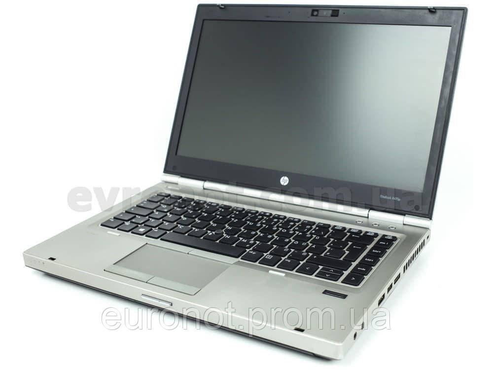 Ноутбук HP EliteBook 8470p (i5-3320M|4GB|500HDD)