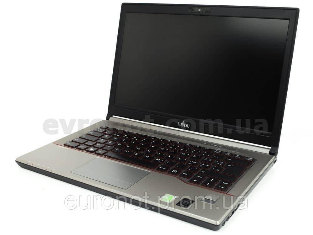 Ноутбук Fujitsu Lifebook E744 (i5-4300M|8GB|500HDD)