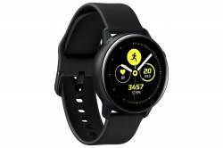 Смарт-часы Samsung Galaxy Watch Active Black (R500)
