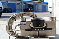 Тензодатчик Zemic HM9B-30t с кабелем в металлической оправе