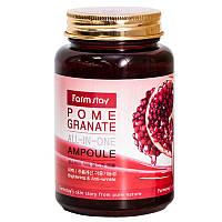Ампульная cыворотка для лица с гранатом FarmStay Pomegranate All-In-One Ampoule