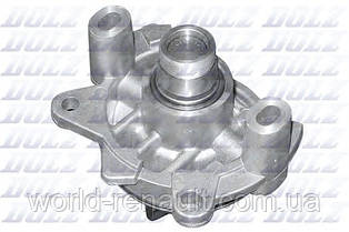 Водяной насос на Рено Лагуна II G9T 2.2dci / DOLZ R212