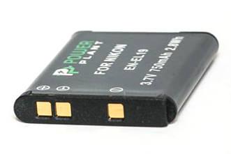 Аккумулятор PowerPlant Nikon EN-EL19 750mAh (DV00DV1305)