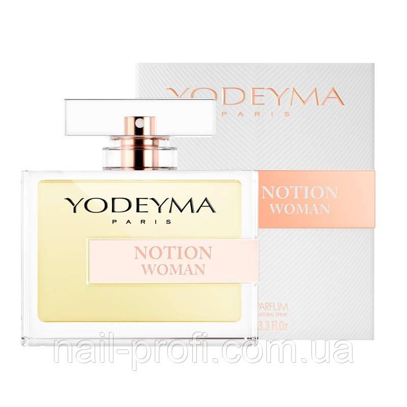 Парфумована вода Notion Woman від Yodeyma 100мл
