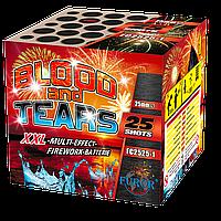 Салют Blood and Tears на 25 выстрелов