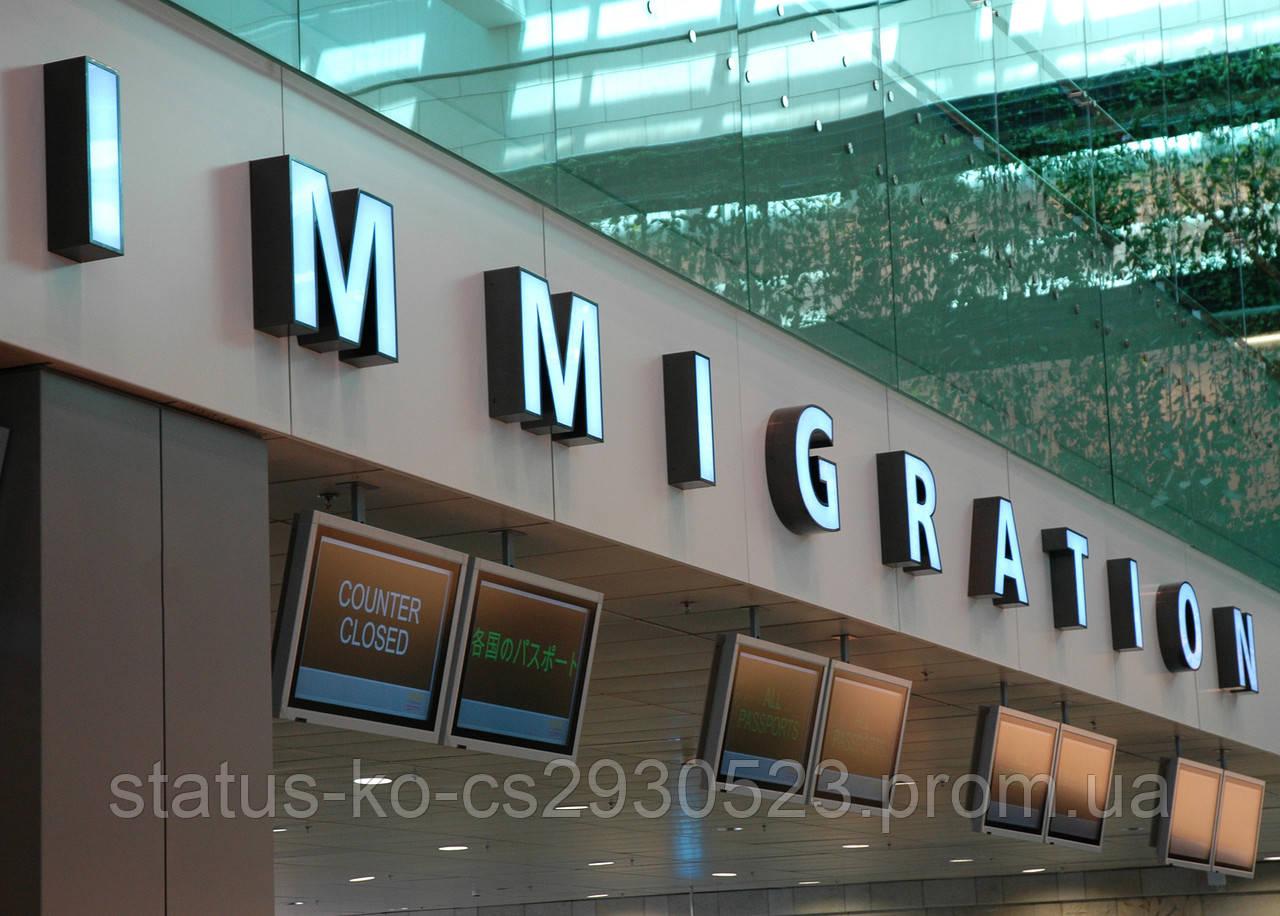 Дозвіл на імміграцію в Україні (оформлення ПМП в Україні).