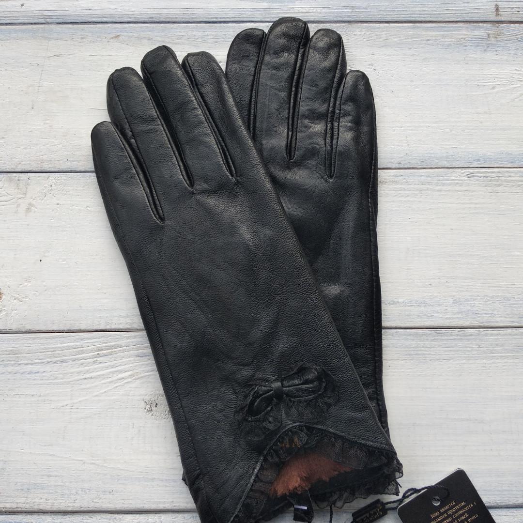 Женские кожаные перчатки Felix Большие 10W-627s3