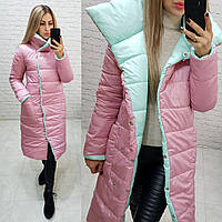 Новинка! Женская куртка двухсторонняя! Арт 01006