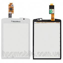 Touchscreen (сенсорный экран) для Blackberry 9800, оригинал (белый)