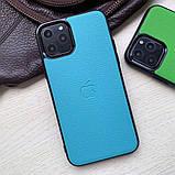 "Кожаная накладка Epic Vivi Logo series для Apple iPhone 11 Pro (5.8""), фото 2"