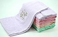 Полотенца махровые в пастельной гамме для лица, фото 1