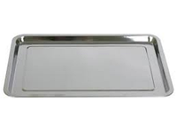 Поднос Benson BN-659 (40*30*4 см) нержавеющая сталь