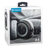 Bluetooth наушники Celebrat (Yisun) A04 (black) - ОРИГИНАЛ!
