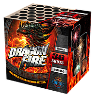 Салют Dragon Fire на 36 выстрелов, фото 1