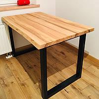 Стол прямоугольный LOFT, стол обеденный, стол для кафе, ресторана