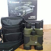 Бинокль ночного видения Pulsar Expert Binocular VMR  8×40.