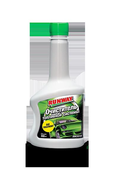 Очиститель топливной системы (шт.) Runway RW3019