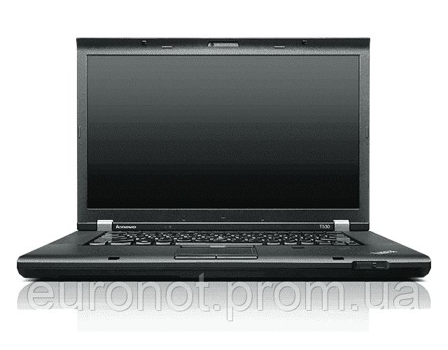 Ноутбук Lenovo ThinkPad T530 (i5-3320M|8GB|500HDD)