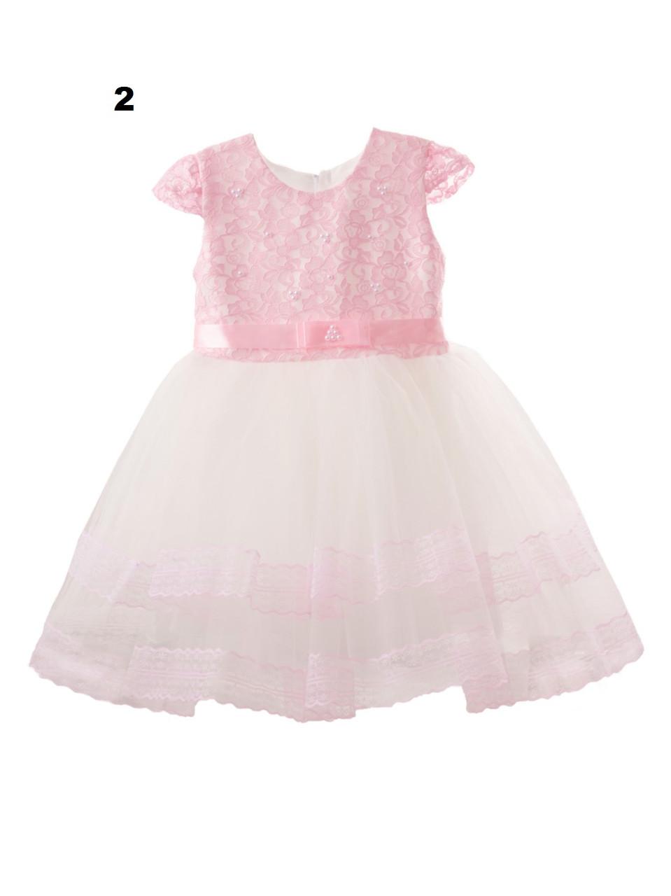 Детское пышное платье на девочку, в расцветках, р.92-98