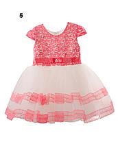 Детское пышное платье на девочку, в расцветках, р.92-98, фото 2