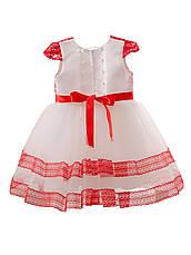 Детское пышное платье на девочку, в расцветках, р.92-98, фото 3