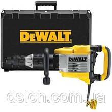 Молоток отбойный DeWALT D25902K, SDS-MAX,1550Bт,19 Дж,антивибрация,1050-2100уд./мин.,10.5 кг,чемодан