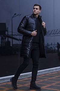 Куртка-пальто зимняя мужская
