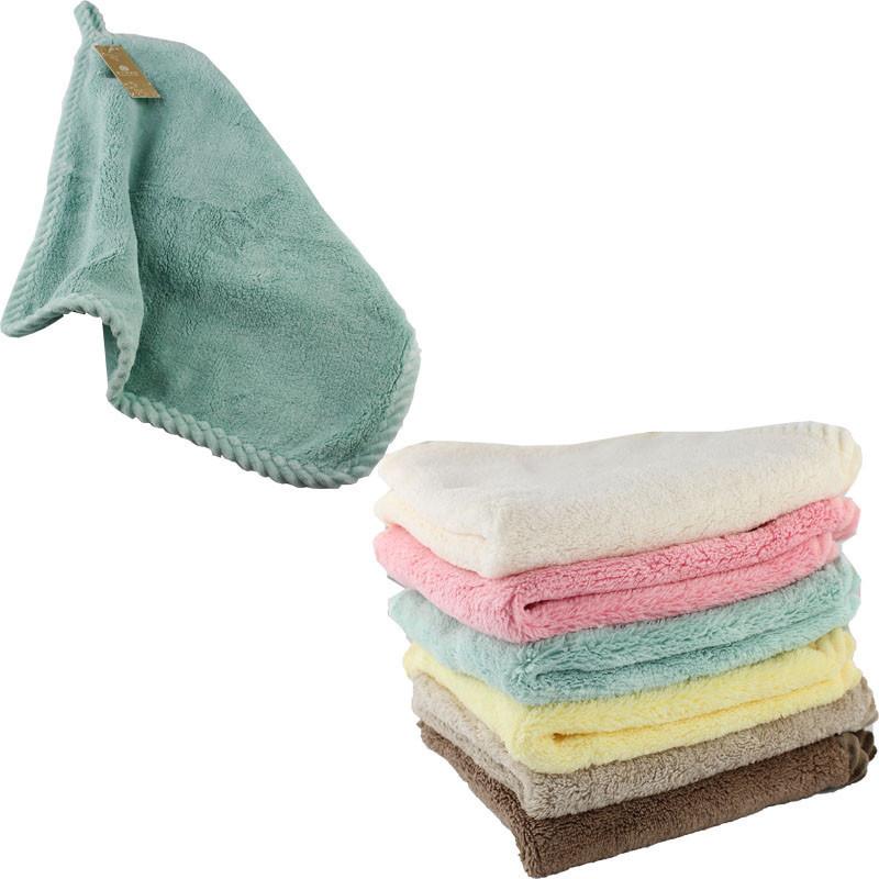 Банное махровое полотенце 34х34 см Bathlux