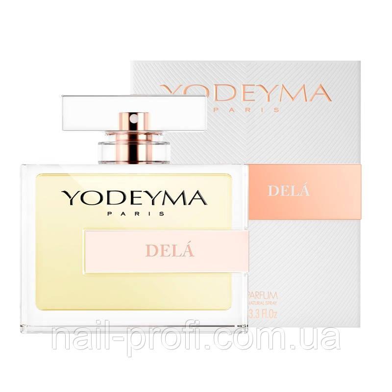 Парфумована вода Dela від Yodeyma 100мл