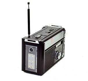 Портативный радиоприемник Golon RX-382 Black, фото 2