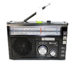 Портативный радиоприемник Golon RX-382 Black