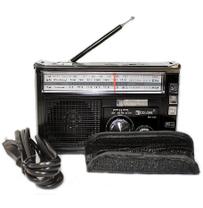 Портативный радиоприемник Golon RX-382 Black, фото 3