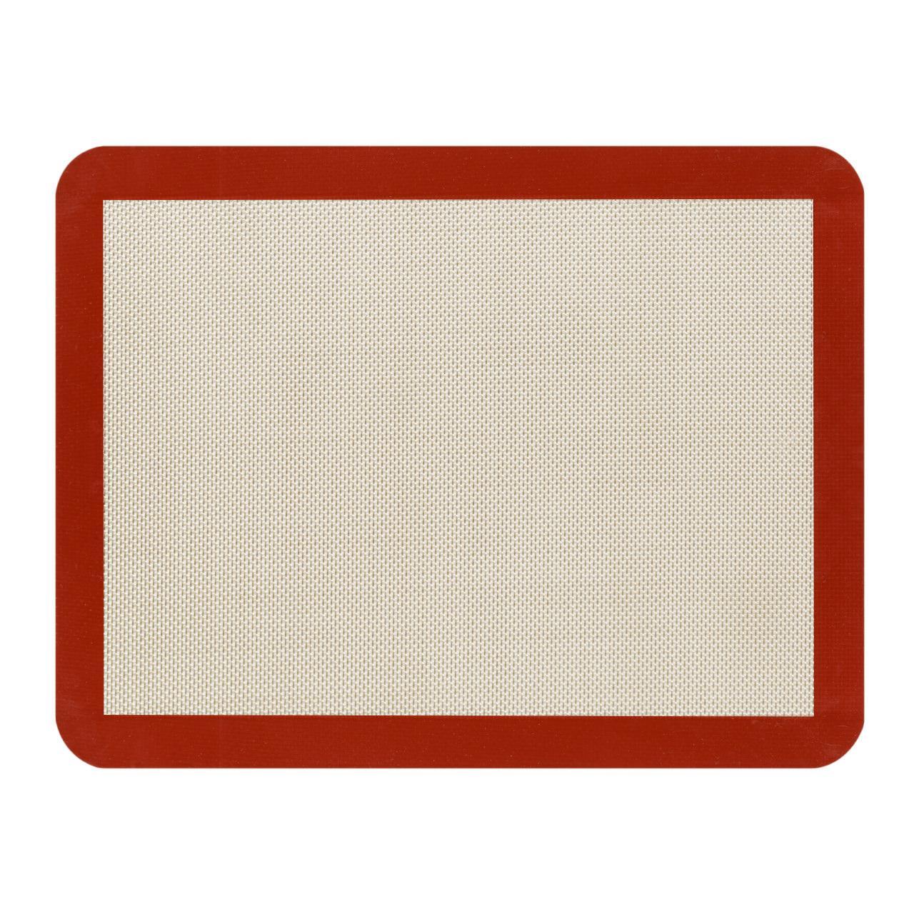Силиконовый коврик 24х27 см для выпечки