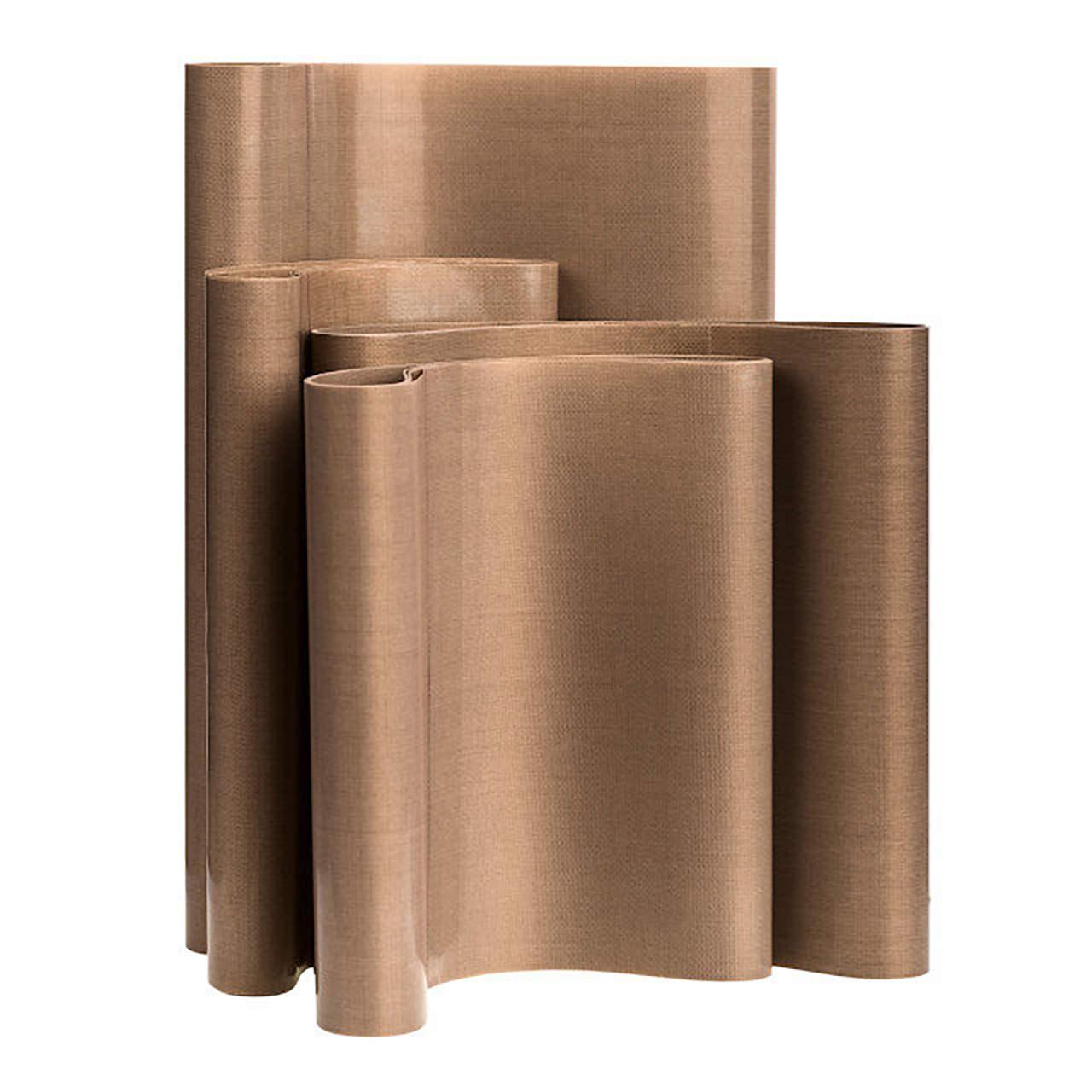 Тефлоновый ремень 250х526 мм для сварки ПВХ зеленый