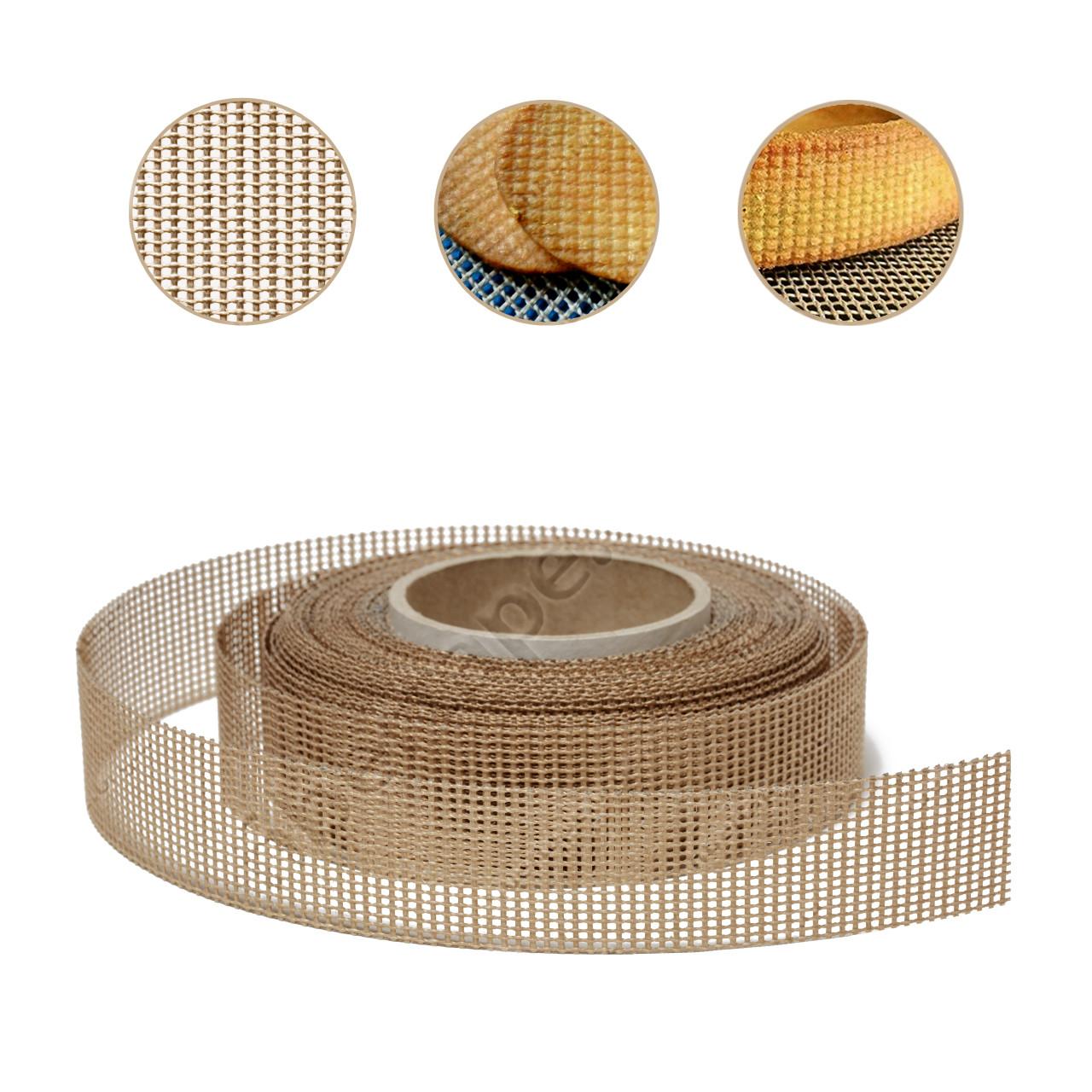 Тефлоновый бортик для декорирования сетчатый 2х2 мм ширина 4 см