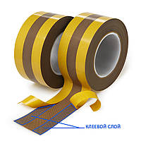 Зональная лента тефлоновая для запайщика 40х20 мм толщина 0.125 мм