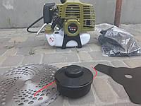 🔲 Бензокоса BOSCH GTR 66 Польша ( мотокоса, кусторез, триммер )