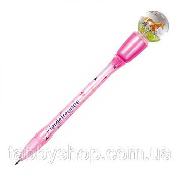 Ручка шариковая светящаяся Spiegelburg Друзья лошадей