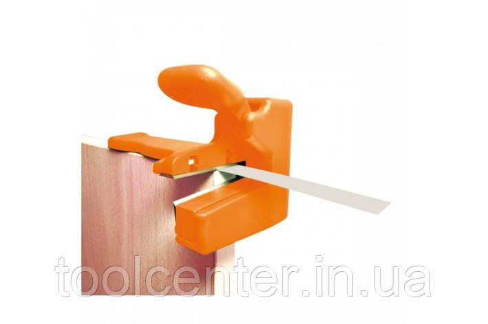 Комплект сменных ножей СМТ 55x13x1,5 для триммера для снятия торцевых свесов, фото 2