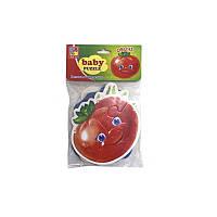 """Беби пазлы """"Овощи"""" VT1106-76 (укр), детская игрушка, подарок для ребенка"""