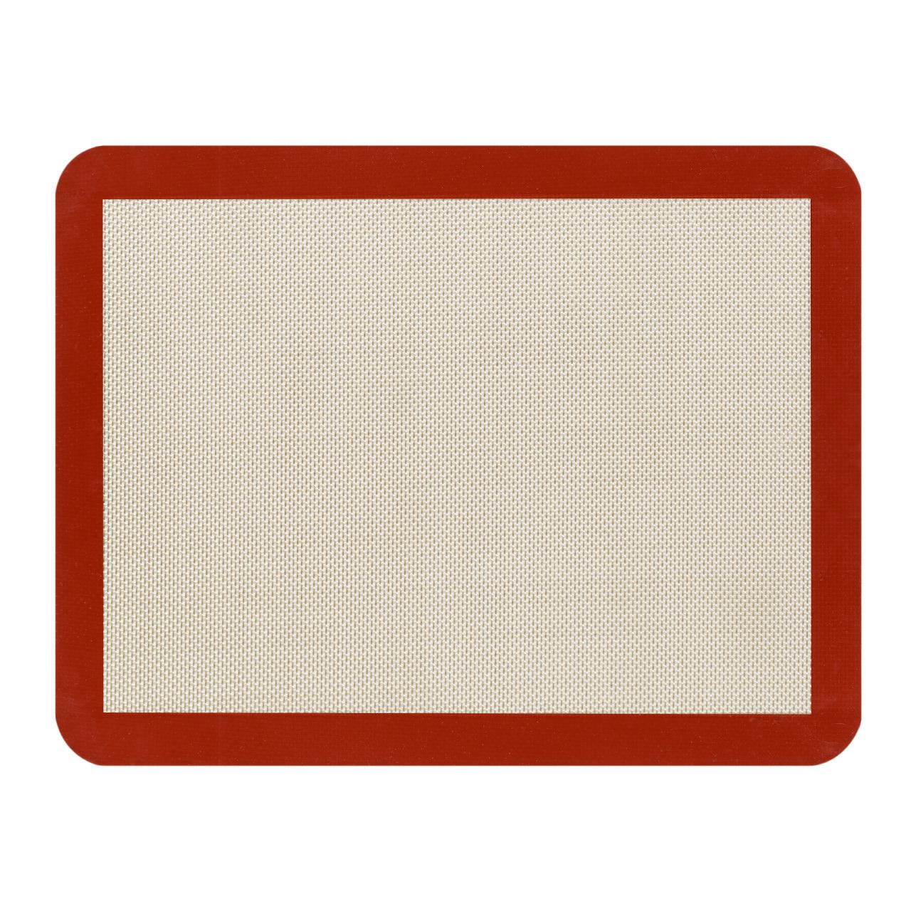 Силиконовый коврик 27.5х31.5 см для выпечки