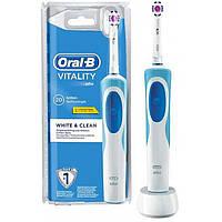 Электрическая зубная щетка Oral-B Vitality, D12. 513, 3D-White