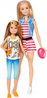 """Набор кукла Барби и Стейси """"Барби и ее сестры"""" Barbie Mattel"""